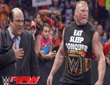 WWE Monday Night Raw 2014/09/15