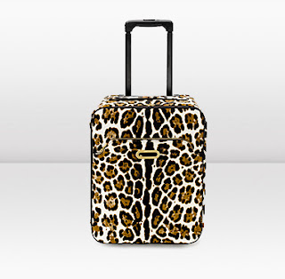 jimmy choo suitcase