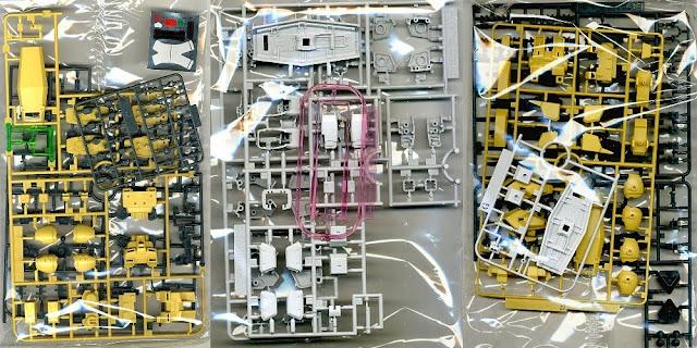 Sản phẩm Gundam Powered GM Cardigan HGBF 006 tỷ lệ 1/144