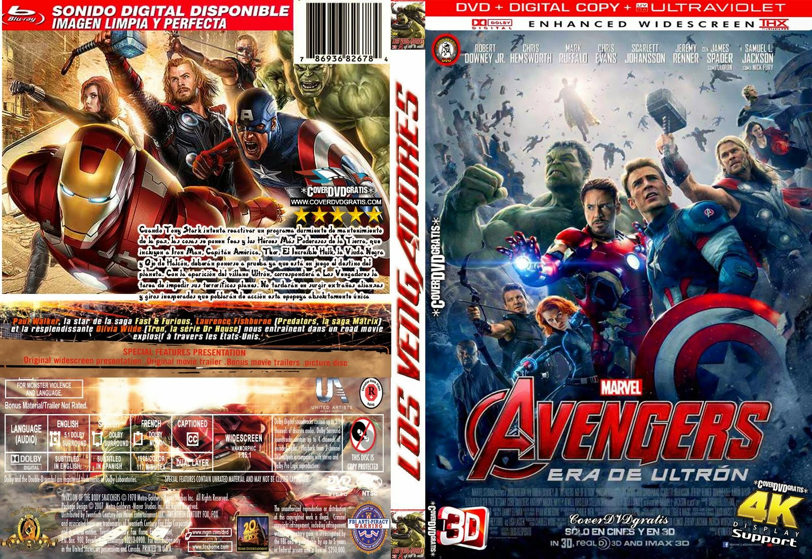 The avengers 2 dvd release date in Perth