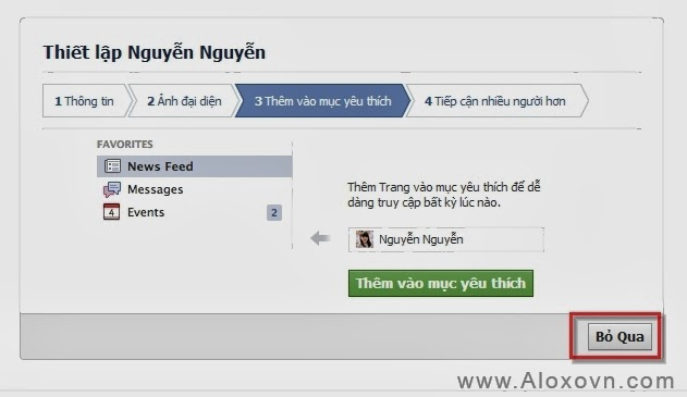 Hướng dẫn chuyển trang cá nhân facebook thành fanpage - hướng dẫn 10