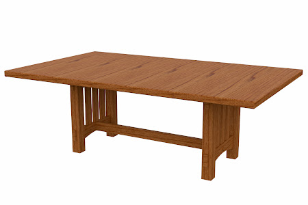 Cordoba Conference Table in Virginia Cherry