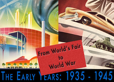 From World's Fair to World War
