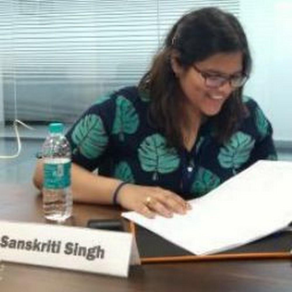 Sanskriti Singh avatar