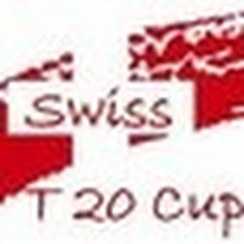 Who is Swiss T20 Cup Cricket Tournament in Switzerland?