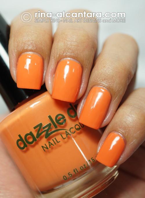 Dazzle Dry Citrus Streak