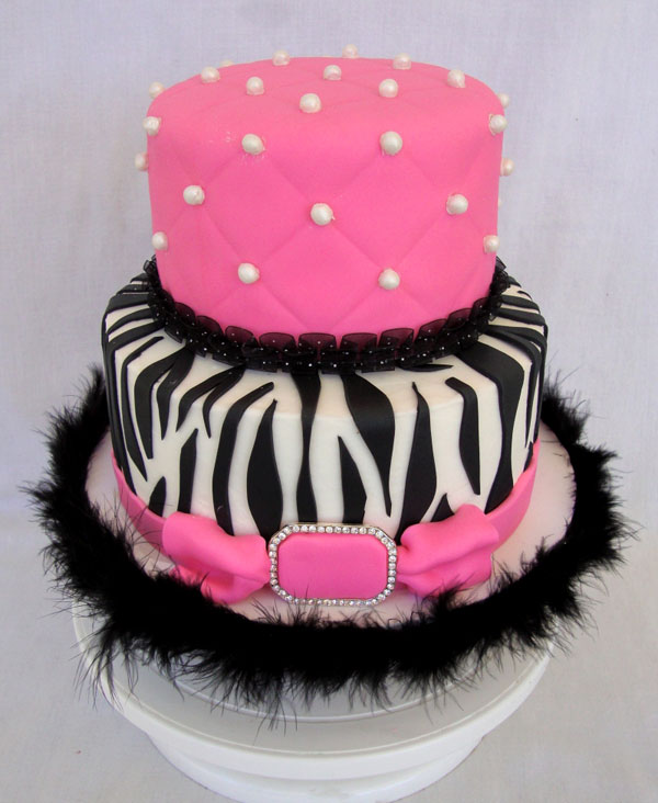 Awesome Best Zebra Birthday Cakes Chickabug Funny Birthday Cards Online Alyptdamsfinfo