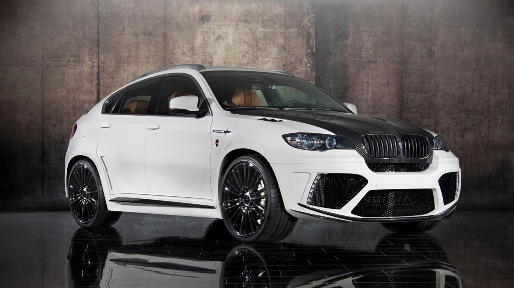 Lets Take A Look At Some Of Latest BMW X6 Pictures Interior