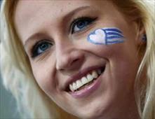 حسناوات اليورو لليوم الخامس عشر