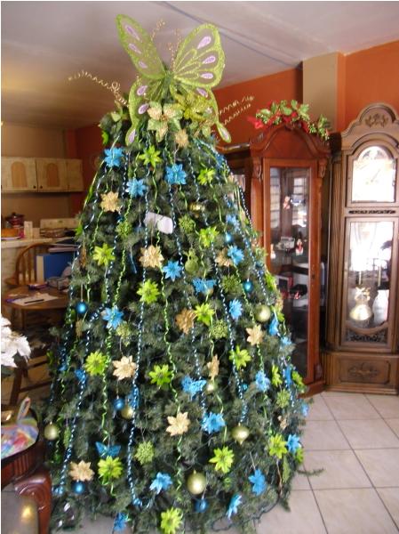 ideas para decorar arbol de navidad imagui