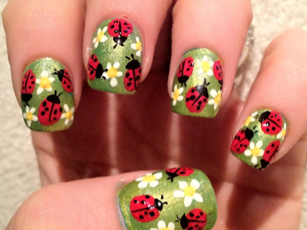 Day 222 - Ladybugs