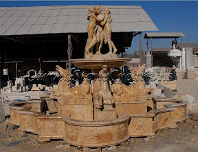 carved stone fountain, estate fountain, Exterior, Fountains, garden fountain, garden fountains, garden statuary fountain, marble fountain, outdoor fountains, Pool Surrounds, Statue, stone fountain, stone garden fountain
