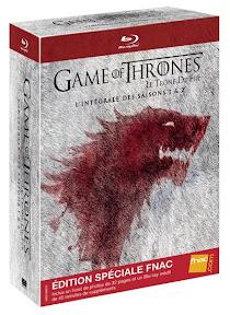 Coffret intégral des Saisons 1 et 2 Blu-Ray - Edition Spéciale
