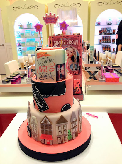 Benefit Cosmetics September Babies Bloggers Party