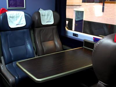 Train to Cheltenham