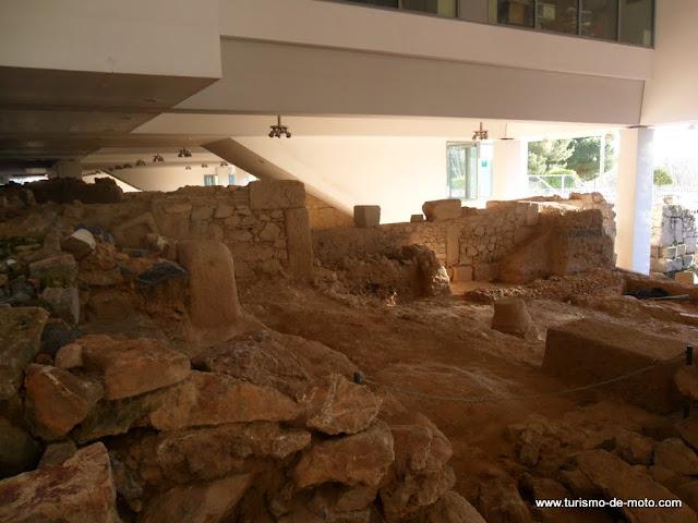 Zona Arquológica de Morería, Merida, espanha