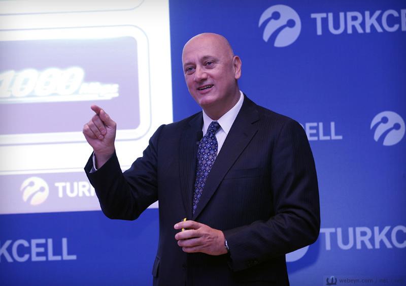 Turkcell Genel Müdürü Süreyya Ciliv