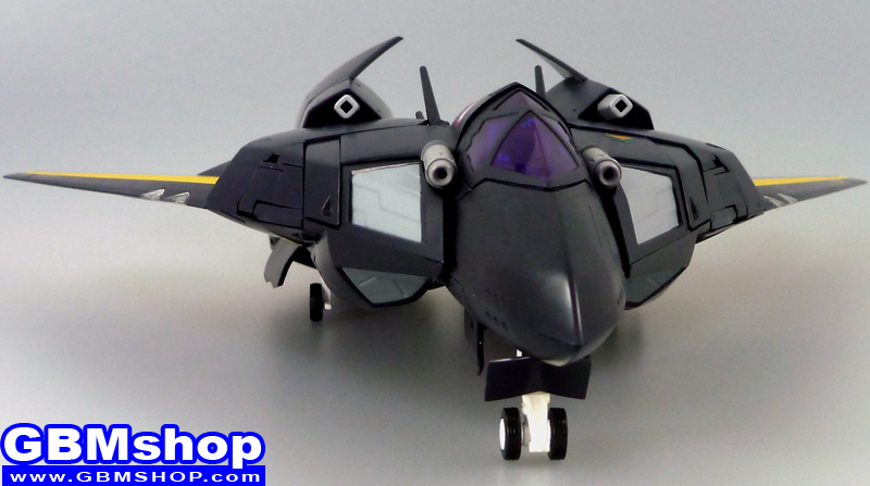 Macross 7 VF-17S Nightmare Fighter Mode