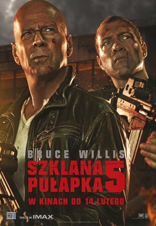 Plakat filmu: Szklana Pułapka 5