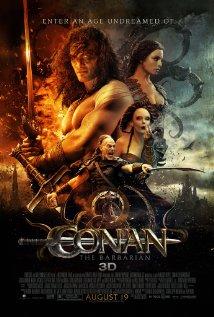 Barbar Conan - Conan The Barbarian  (2011)