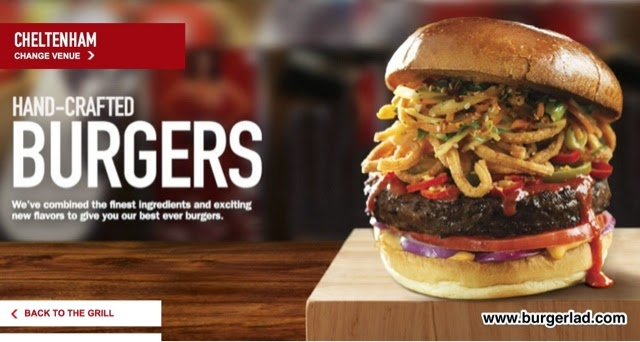 T.G.I. Friday's Secret Menu Jack Burger