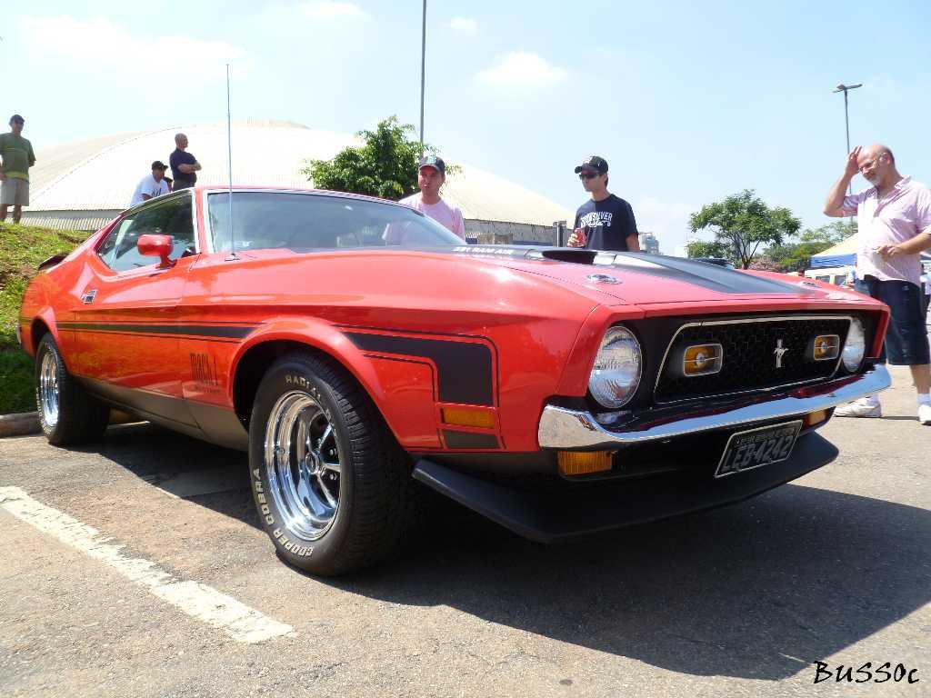 Ford Mustang Mach1 1972 Busooc Fb Com Busoolhar