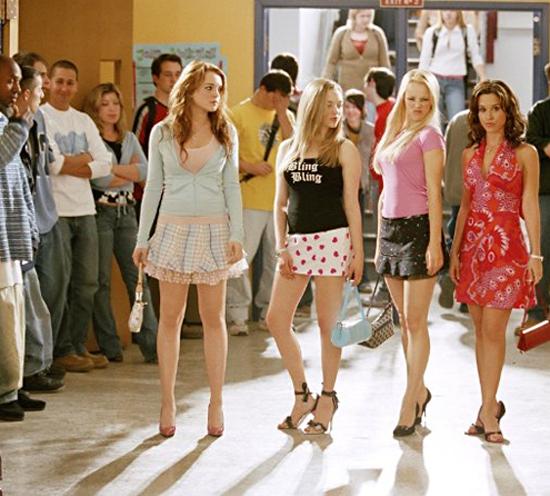 Những Cô Nàng Lắm Chiêu - Mean Girls 2004 - Image 2