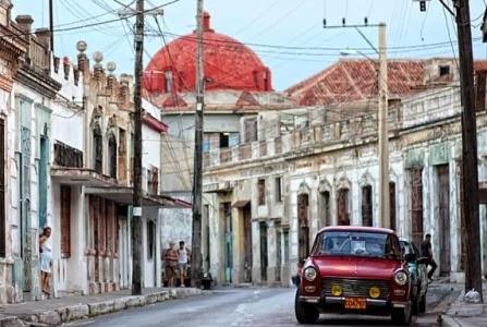 Férias em Camagüey, Cuba