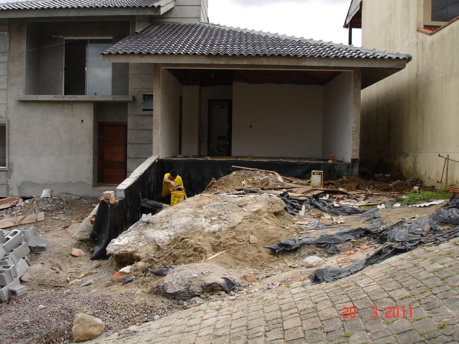 Nossa Casa no Site Construção da fundação ao acabamento: Março  #A26229 1600 1200