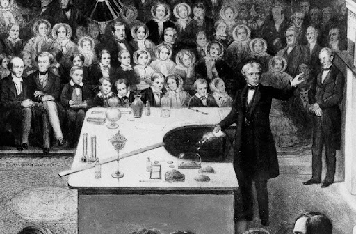 Michael Faraday's Christmas Lectures