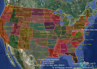 US State Boundaries Google Product Forums - Us map with state boundaries