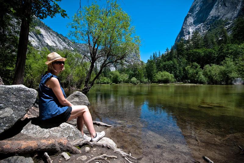 Great American Road Trip, cz. 4.1 -- Yosemite National Park..