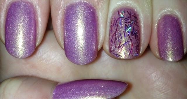 sunday notd Topshop nail polish