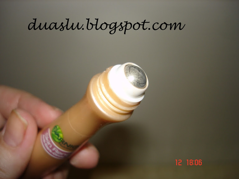 Resenha do Anti-Dark Circle Roller da Garnier