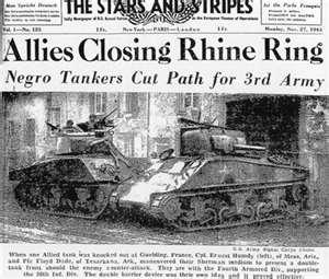 761st Tank Battalion (United States)