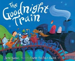 The Goodnight Train book cover