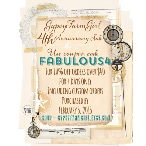 Gypsy Farm Girl Sale Coupon Code