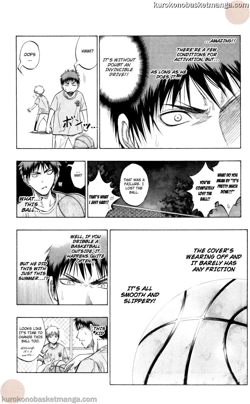 Kuroko no Basket Manga Chapter 84 - Image 08