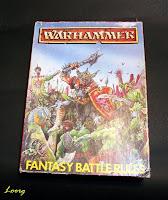 2ª Edición de Warhammer Fantasy Battle