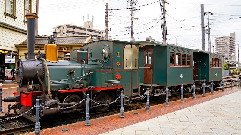 坊っちゃん列車 写真2