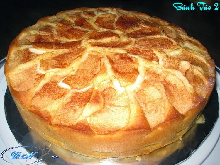 Bánh Bông Lan Táo (Apple Cake) BanhTao2_2