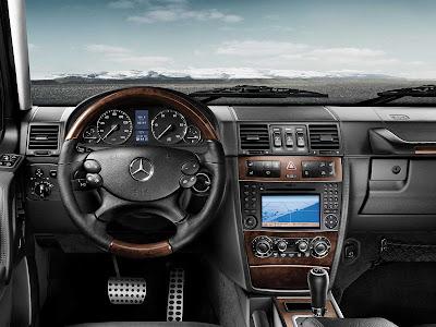 Mercedes Benz G Class 2011 1600x1200 Wallpaper 08