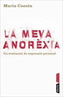 La meva anorèxia, de Maria Cuesta