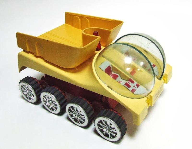 игрушки, ссср, луноход