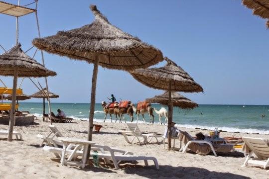 Férias de Praia na Tunisía