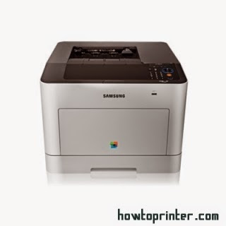 instruction reset counter Samsung clp 680dw printer