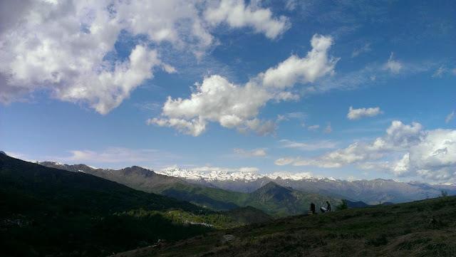 Parco Naturale del Col del Lys, Italy