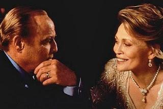 Marlon Brando e Faye Dunaway
