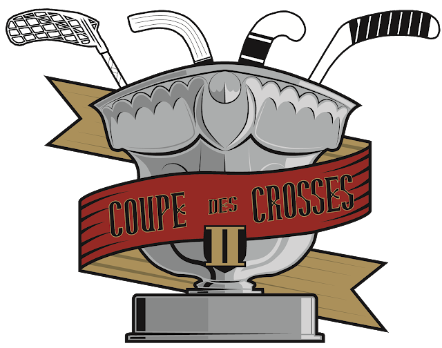 Logo de la Coupe des Crosses par Caen Floorball