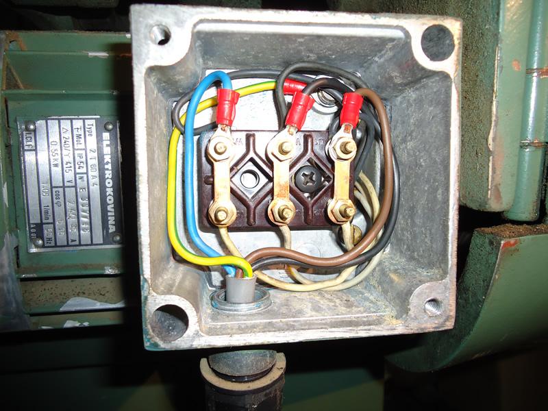 240v single phase to 415v 3 phase conversion
